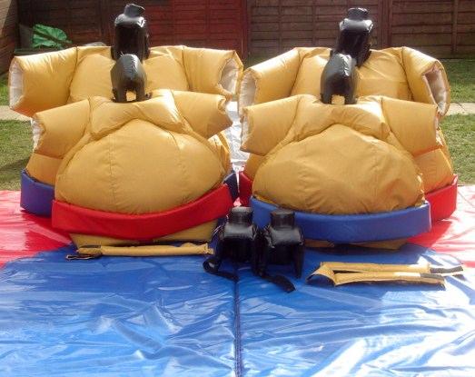 sumo-suits